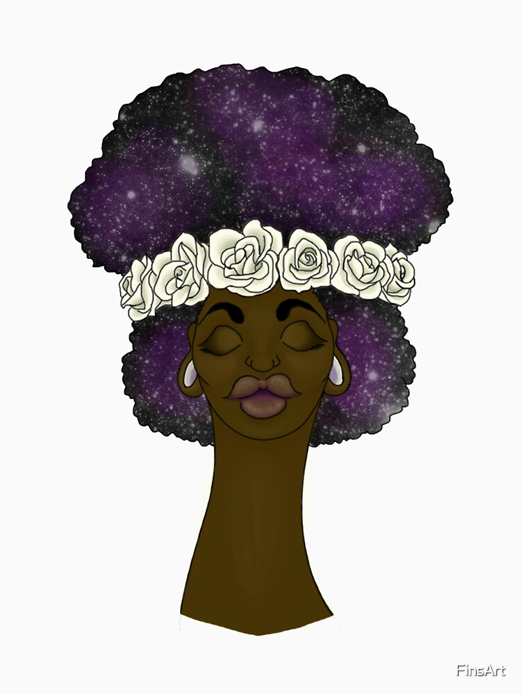 Galactic Glam by FinsArt