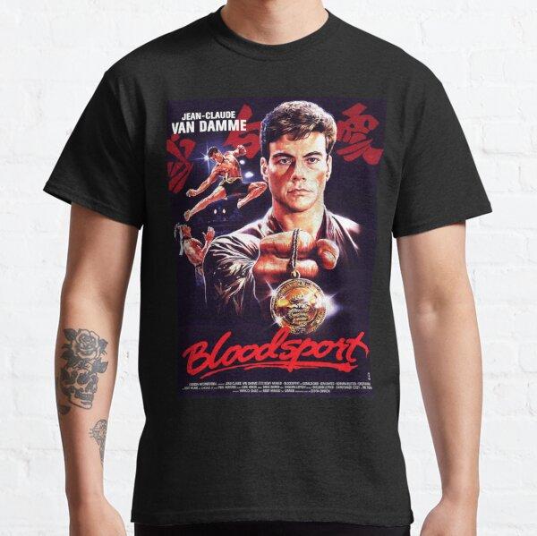 Tee-shirt  Boodsport Jean-Claude Vandamme