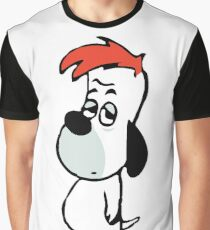 Droopy 2  Graphic T-Shirt