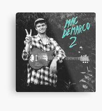 Mac DeMarco - 2 Metal Print