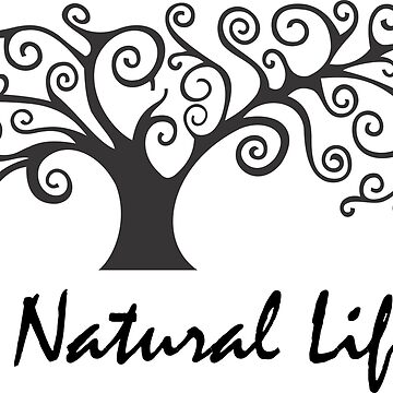 Natural Life T-Shirt by claudiorrb