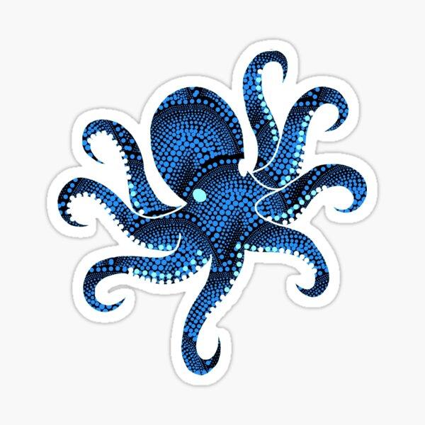 Sea Creature, Octopus Sticker