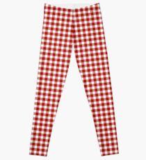 Gingham Style (pattern) Leggings