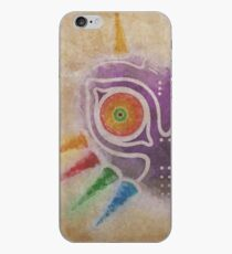 Legend of Zelda - Majora's Mask Weathered iPhone Case