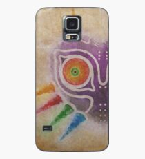 Legend of Zelda - Majora's Mask Weathered Case/Skin for Samsung Galaxy