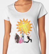Dayman, Ahhhahhhhahhhhh! Women's Premium T-Shirt