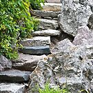 Stairs of Rock by lindsycarranza