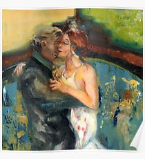 You and Me, Babe, @ the Tango Club Poster