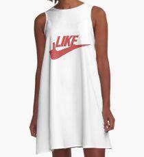 Like! A-Line Dress