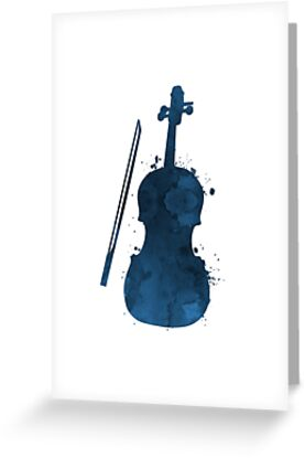 Eine Violine von TheJollyMarten