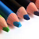 Pencils by bubblebat