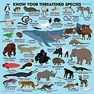 Know Your Threatened Species by PepomintNarwhal
