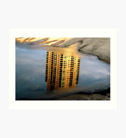 ~Urban Reflection~ Art Print