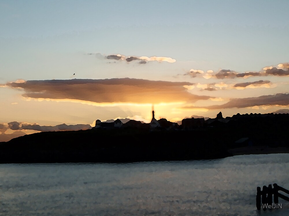 Tynemouth by WeiJiN