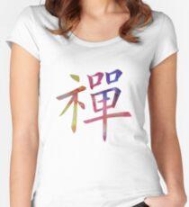 Zen Women's Fitted Scoop T-Shirt