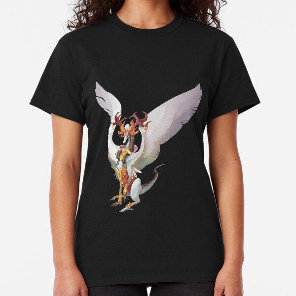 Princess dragon Camiseta clásica