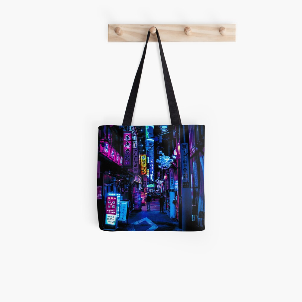 Blade Runner Vibes Tote Bag
