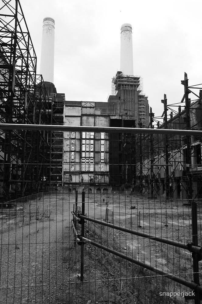 Battersea Power Station. by snapperjack