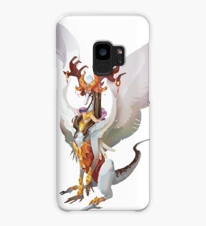 Princess dragon Funda/vinilo para Samsung Galaxy