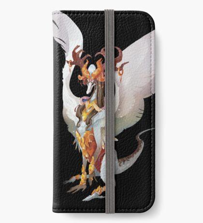 Princess dragon Funda tarjetero para iPhone