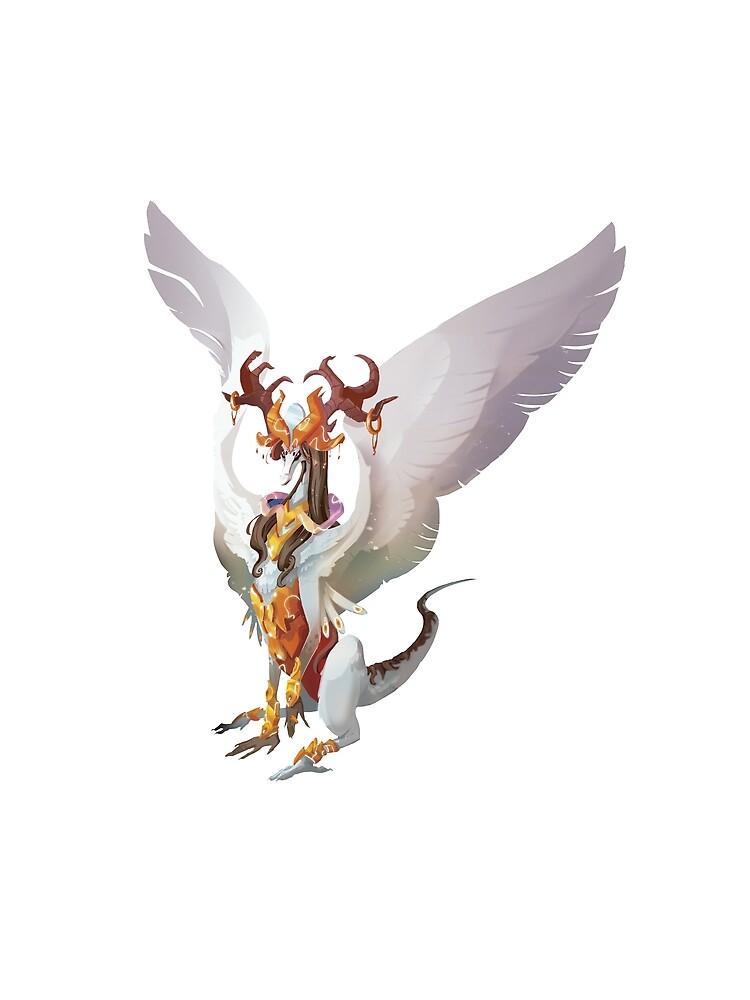 Princess dragon de holocubierta
