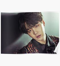 Póster BTS Wings Suga