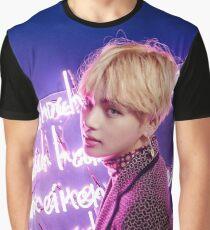 BTS Wings V v1 Graphic T-Shirt