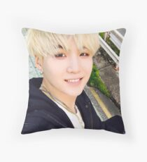AgustD-Suga Pillow Throw Pillow
