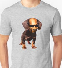 Snoop Doggy Slim Fit T-Shirt
