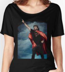Super Q Women's Relaxed Fit T-Shirt