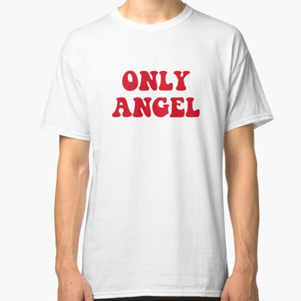 retro only angel Classic T-Shirt