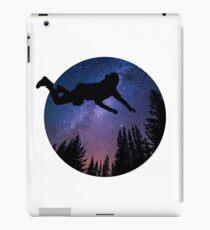Raven Spacewalker iPad-Hülle & Klebefolie