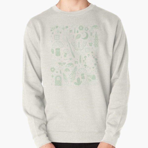 Fairy Garden: Midnight Pullover Sweatshirt