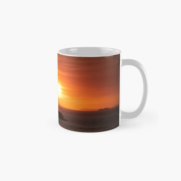 Sorrento Sunset Classic Mug