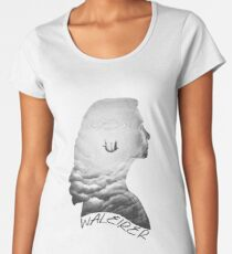 Waleirer Lost Thoughts Women's Premium T-Shirt