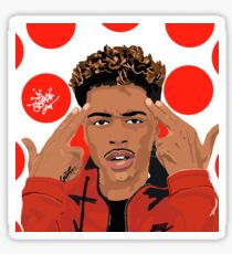 Lucas Coly Stickers Redbubble