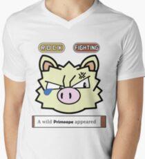 Wild encounter #2 Men's V-Neck T-Shirt