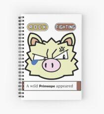 Wild encounter #2 Spiral Notebook