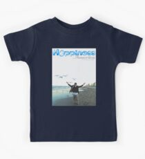 Happiness in America cover art Kids Clothes