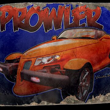 Prowler Tin Sign Discovered In 2153 by ChasSinklier