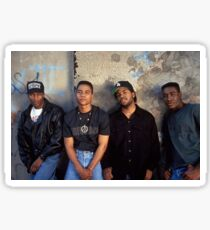 Boyz N The Hood Sticker
