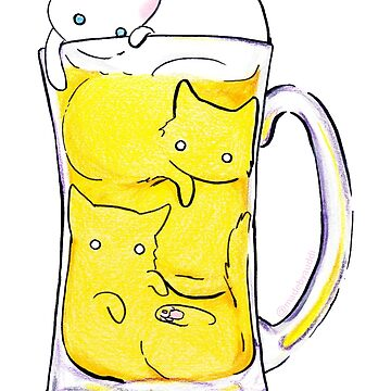 Beer Cats (CrAfT beer) Version 2 by auddi