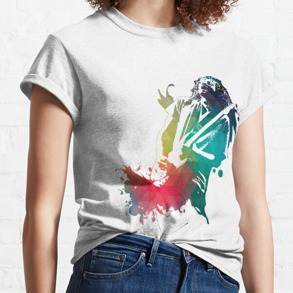 Tinta Frusciante Camiseta clásica