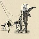 DE COMO FUNCIONAN LAS COSAS EN DIMENSIONES PARALELAS (Of how things works in parallel dimensions) by Alvaro Sánchez