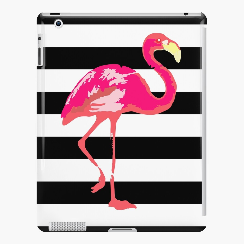 Flamingo iPad Case & Skin