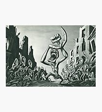 American Anti-USSR Propaganda: A Caricature Of Communism (1945) - Boris Artzybasheff Photographic Print