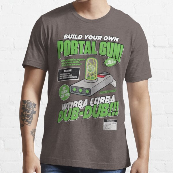 Build Your Own Portal Gun Essential T-Shirt