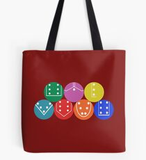 7 Brides for 7 Brothers Tote Bag
