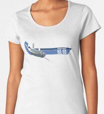NORTHROP HL-10: Wingless Flight Women's Premium T-Shirt