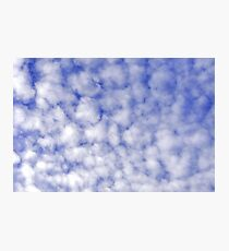 Just Clouds Photographic Print